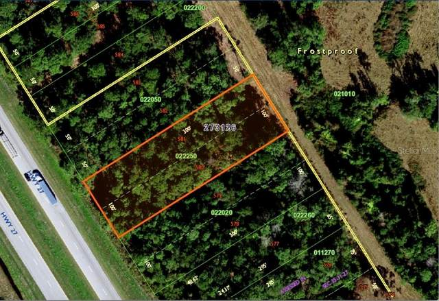 0 Us Hwy 27, Frostproof, FL 33843 (MLS #T3289876) :: Positive Edge Real Estate