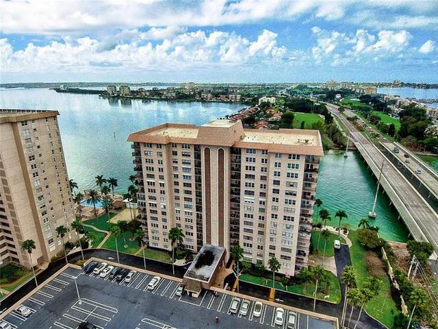 5220 Brittany Drive S #507, St Petersburg, FL 33715 (MLS #T3290128) :: Sarasota Property Group at NextHome Excellence