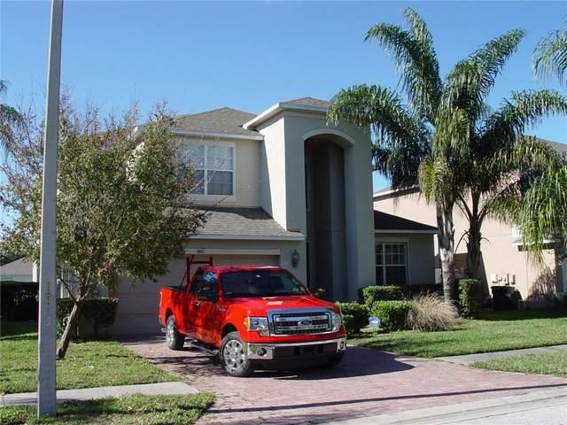 1401 Lenton Rose Court, Trinity, FL 34655 (MLS #T3290718) :: Delgado Home Team at Keller Williams