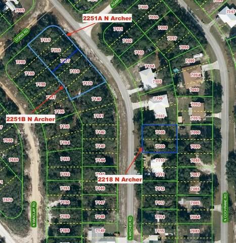 2218 N Archer Road, Avon Park, FL 33825 (MLS #T3290885) :: Florida Real Estate Sellers at Keller Williams Realty