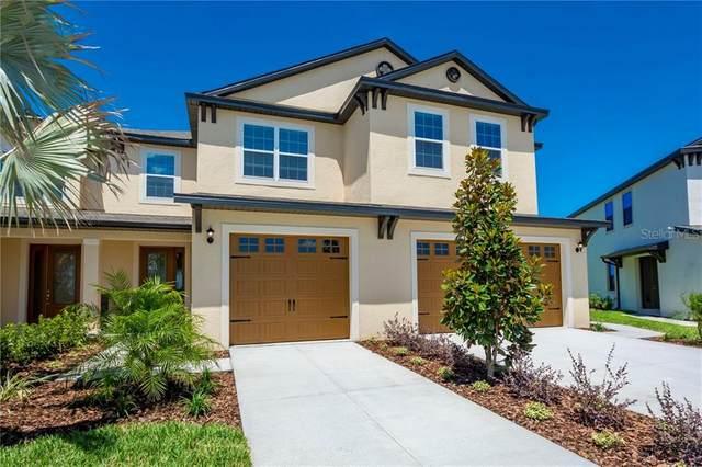 11240 Cay Spruce Way, San Antonio, FL 33576 (MLS #T3291193) :: Team Borham at Keller Williams Realty