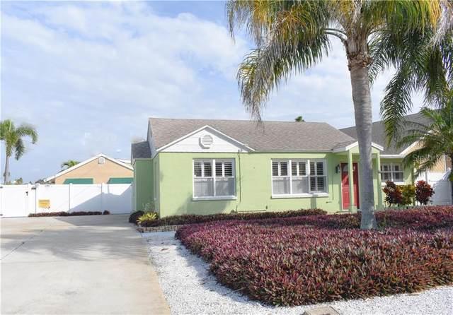 1105 Bay Pine Boulevard, Indian Rocks Beach, FL 33785 (MLS #T3291415) :: Heckler Realty
