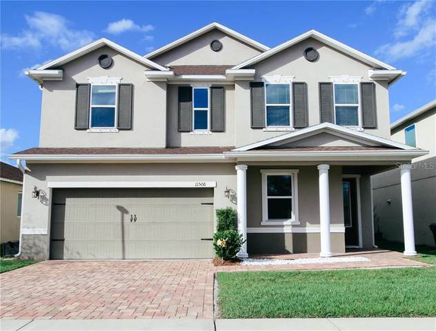 11506 Luckygem Drive, Riverview, FL 33579 (MLS #T3291463) :: Delgado Home Team at Keller Williams