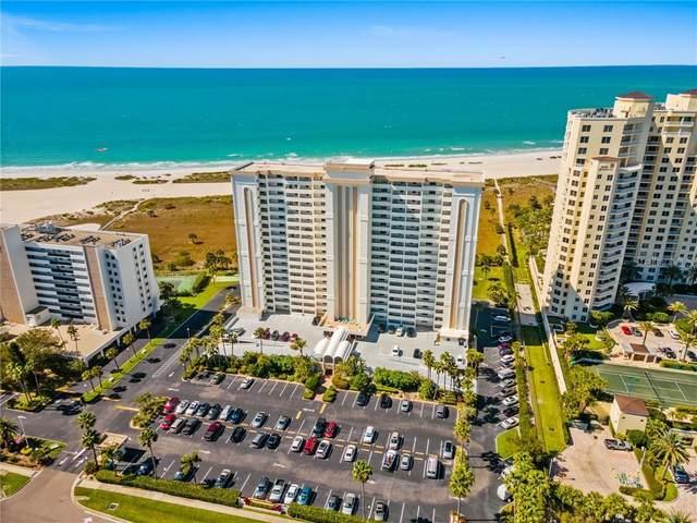 1230 Gulf Boulevard #708, Clearwater, FL 33767 (MLS #T3291466) :: The Hesse Team