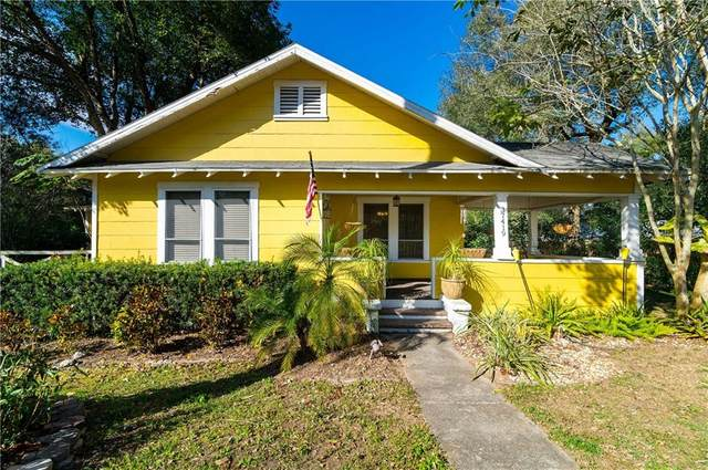 37419 Carter Avenue, Dade City, FL 33523 (MLS #T3291593) :: Team Borham at Keller Williams Realty