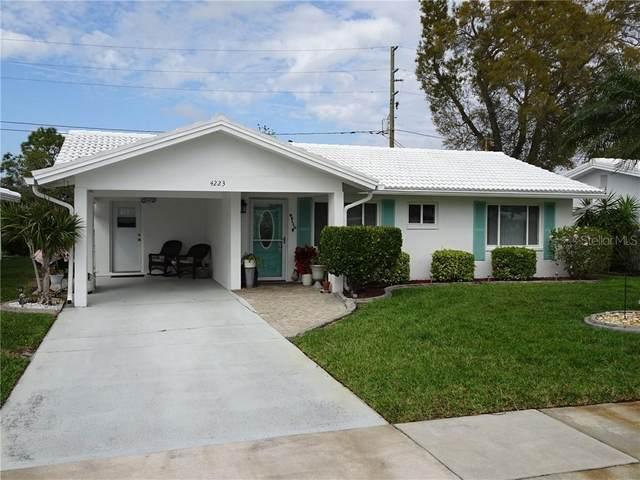 4223 93RD Terrace N #5, Pinellas Park, FL 33782 (MLS #T3291617) :: Rabell Realty Group