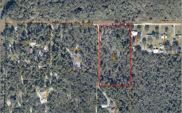 307 Gray Road, Lithia, FL 33547 (MLS #T3291663) :: The Robertson Real Estate Group