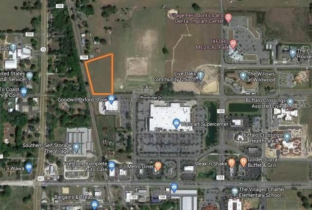 Cr 105, Oxford, FL 34484 (MLS #T3291667) :: Everlane Realty