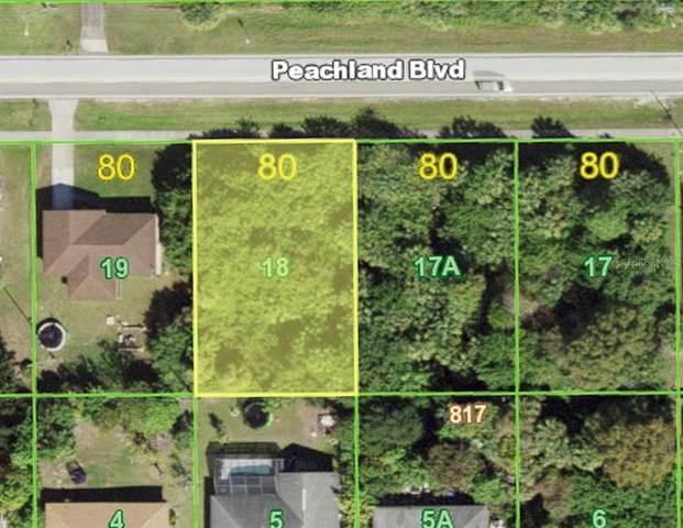 20391 Peachland Boulevard, Port Charlotte, FL 33954 (MLS #T3291686) :: Pepine Realty