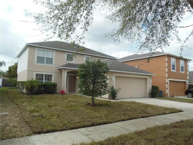 10437 River Bream Dr, Riverview, FL 33578 (MLS #T3291736) :: Team Borham at Keller Williams Realty