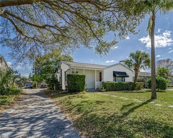 1406 Freemont Street S, Gulfport, FL 33707 (MLS #T3291814) :: Heckler Realty