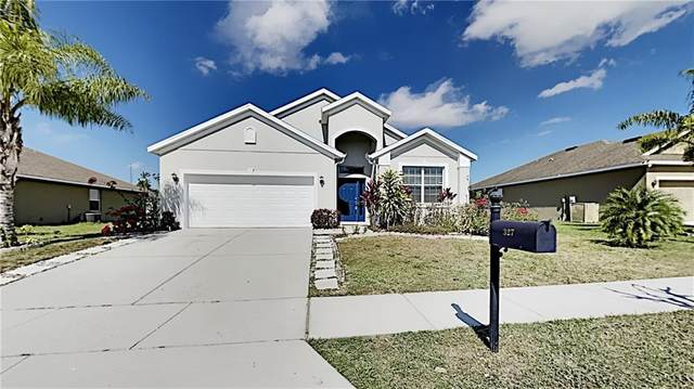 327 Highland Meadows Avenue, Davenport, FL 33837 (MLS #T3291855) :: The Hesse Team