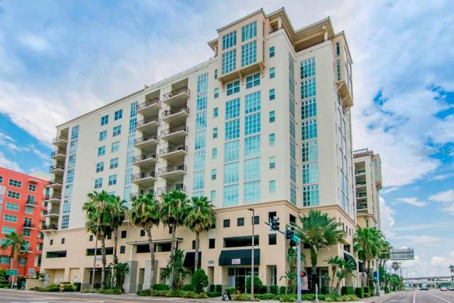 1227 E Madison Street #1002, Tampa, FL 33602 (MLS #T3291874) :: Realty Executives Mid Florida