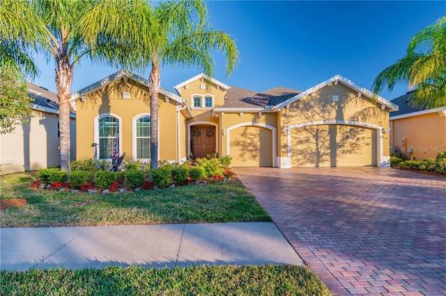 1732 Pacific Dunes Drive, Sun City Center, FL 33573 (MLS #T3292005) :: The Nathan Bangs Group