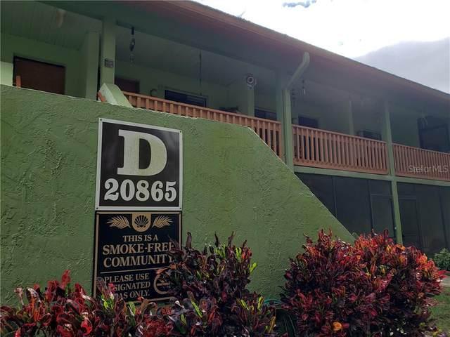 20865 Haulover Cove #4, Lutz, FL 33558 (MLS #T3292187) :: The Duncan Duo Team