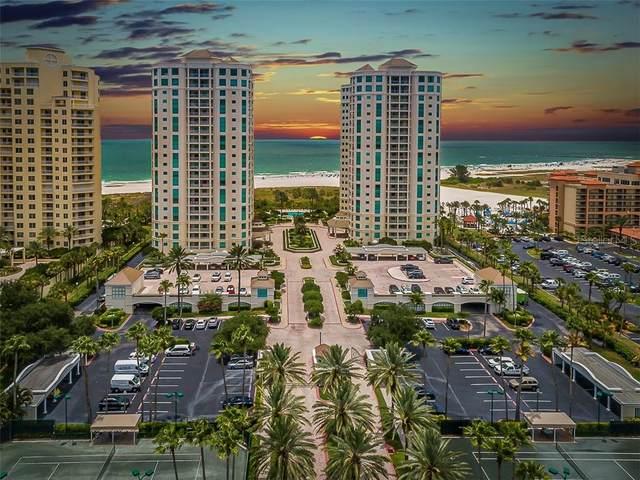 1170 Gulf Boulevard #704, Clearwater, FL 33767 (MLS #T3292253) :: Keller Williams on the Water/Sarasota