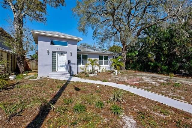 321 28TH Avenue N, St Petersburg, FL 33704 (MLS #T3292257) :: Frankenstein Home Team