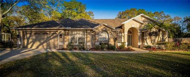 806 Brooker Village Circle, Lutz, FL 33548 (MLS #T3292268) :: Lockhart & Walseth Team, Realtors