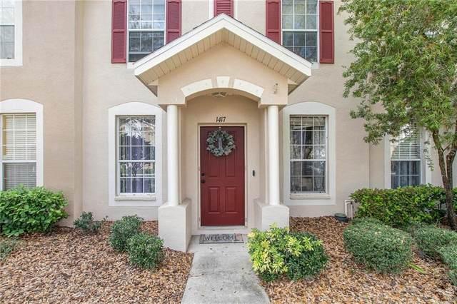 1417 Lyonshire Drive, Wesley Chapel, FL 33543 (MLS #T3292466) :: Delgado Home Team at Keller Williams
