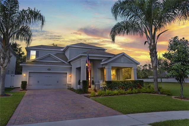 2627 Peony Drive, Oviedo, FL 32766 (MLS #T3292561) :: Bustamante Real Estate