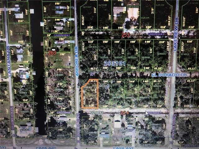 Blk 254 Lot 7 El Dorado Drive, Indian Lake Estates, FL 33855 (MLS #T3292586) :: Visionary Properties Inc