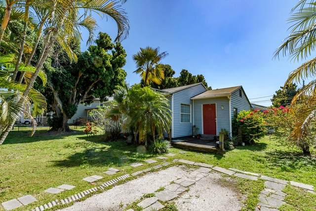 2222 14TH Avenue N, St Petersburg, FL 33713 (MLS #T3292642) :: Pepine Realty
