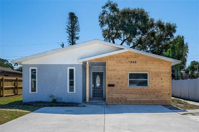 1748 New Hampshire Avenue NE, St Petersburg, FL 33703 (MLS #T3292703) :: Bob Paulson with Vylla Home