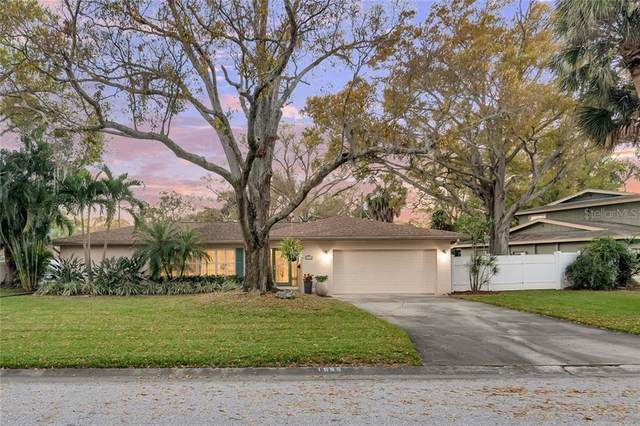 1666 N Dakota Avenue NE, St Petersburg, FL 33703 (MLS #T3292745) :: Gate Arty & the Group - Keller Williams Realty Smart