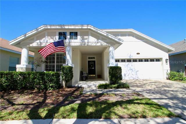 5005 Mirror Ridge Court, Lutz, FL 33558 (MLS #T3292798) :: Griffin Group