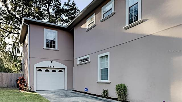 2214 Amherst Avenue, Orlando, FL 32804 (MLS #T3292932) :: Sarasota Property Group at NextHome Excellence