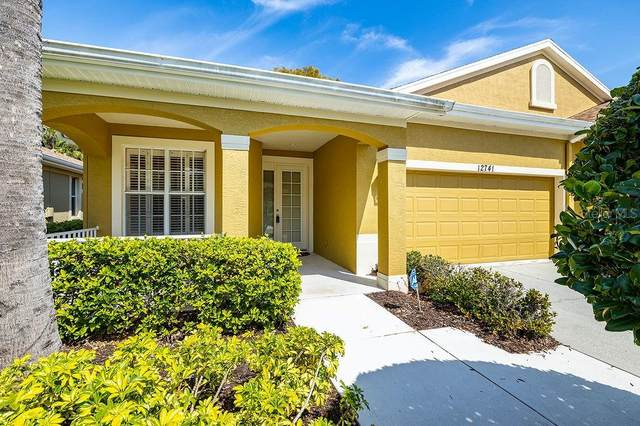12741 Aston Creek Drive, Tampa, FL 33626 (MLS #T3292969) :: Griffin Group