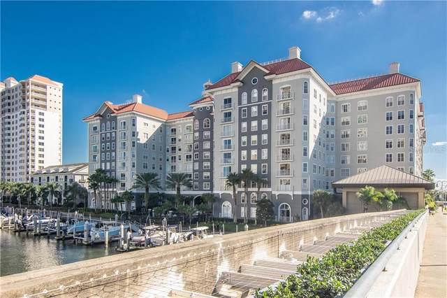 700 S Harbour Island Boulevard #144, Tampa, FL 33602 (MLS #T3292984) :: Everlane Realty