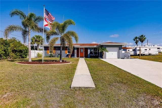 128 NE Arlington Court, Port Charlotte, FL 33952 (MLS #T3293063) :: The Light Team