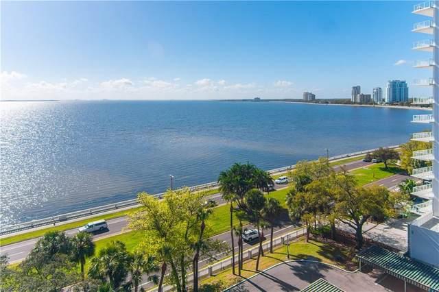 2611 Bayshore Boulevard #1003, Tampa, FL 33629 (MLS #T3293179) :: Pepine Realty