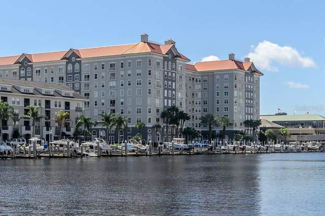 700 S Harbour Island Boulevard #111, Tampa, FL 33602 (MLS #T3293287) :: Everlane Realty