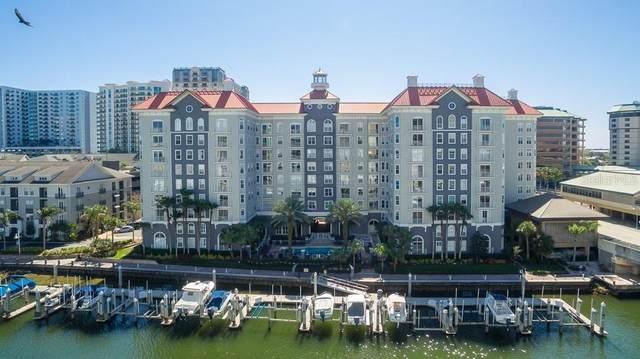 700 S Harbour Island Boulevard #419, Tampa, FL 33602 (MLS #T3293355) :: Pepine Realty