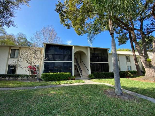 1441 Pine Glen Lane F2, Tarpon Springs, FL 34688 (MLS #T3293422) :: Delta Realty, Int'l.