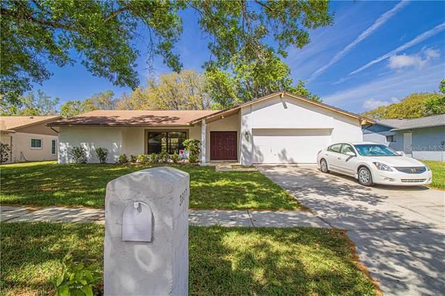 3807 Cloverhill Court, Brandon, FL 33511 (MLS #T3293623) :: Premium Properties Real Estate Services