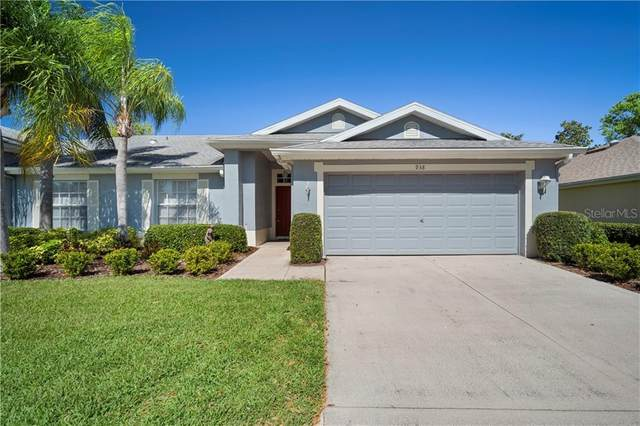 938 Villeroy Greens Drive #0000, Sun City Center, FL 33573 (MLS #T3293630) :: Bustamante Real Estate