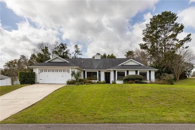 12444 Spreading Oak Drive, Spring Hill, FL 34609 (MLS #T3293723) :: Florida Real Estate Sellers at Keller Williams Realty