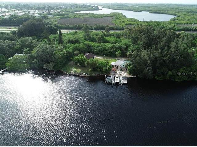 1422 Bayshore Road, Ruskin, FL 33570 (MLS #T3293724) :: Realty One Group Skyline / The Rose Team