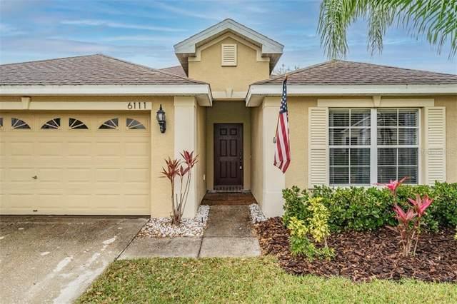 6111 Sweet William Terrace, Land O Lakes, FL 34639 (MLS #T3293752) :: Team Borham at Keller Williams Realty