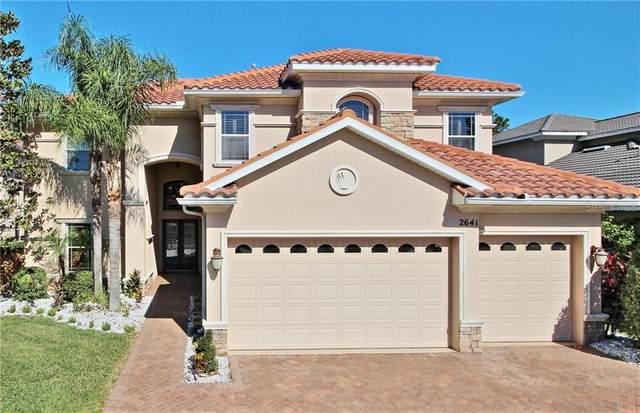 2641 Grand Lakeside Drive, Palm Harbor, FL 34684 (MLS #T3293825) :: Carmena and Associates Realty Group