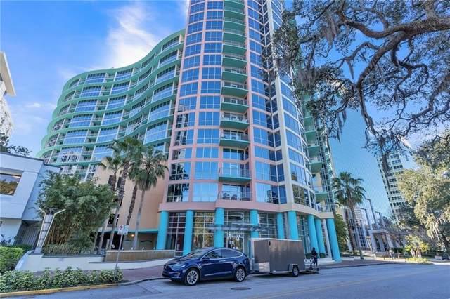 322 E Central Boulevard #2013, Orlando, FL 32801 (MLS #T3294115) :: Premier Home Experts