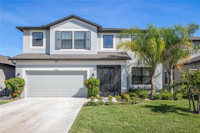 11420 Amapola Bloom Court, Riverview, FL 33579 (MLS #T3294214) :: The Duncan Duo Team