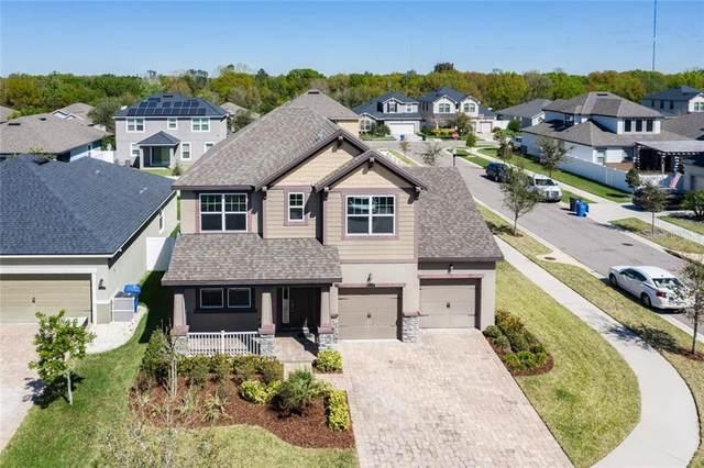 12324 Eagle Swoop Place, Riverview, FL 33579 (MLS #T3294346) :: Dalton Wade Real Estate Group