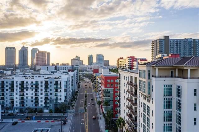 1120 E Kennedy Boulevard #518, Tampa, FL 33602 (MLS #T3294398) :: Zarghami Group