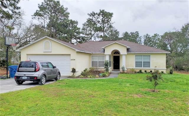 10374 Gannet Avenue, Weeki Wachee, FL 34613 (MLS #T3294459) :: Team Pepka