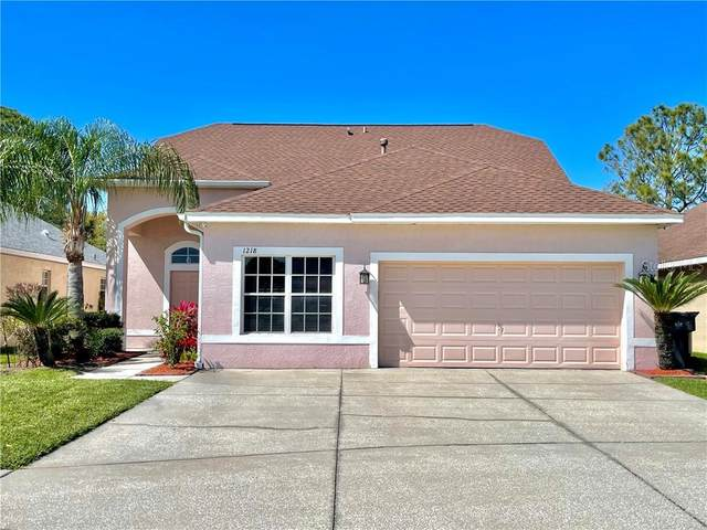 1218 Vinetree Drive, Brandon, FL 33510 (MLS #T3294495) :: The Nathan Bangs Group