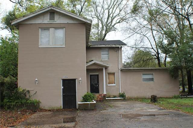 1456 W 20TH  ST, Jacksonville, FL 32209 (MLS #T3294513) :: Young Real Estate
